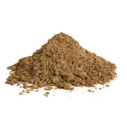 Песок обогащенный 1 класс (мытый)